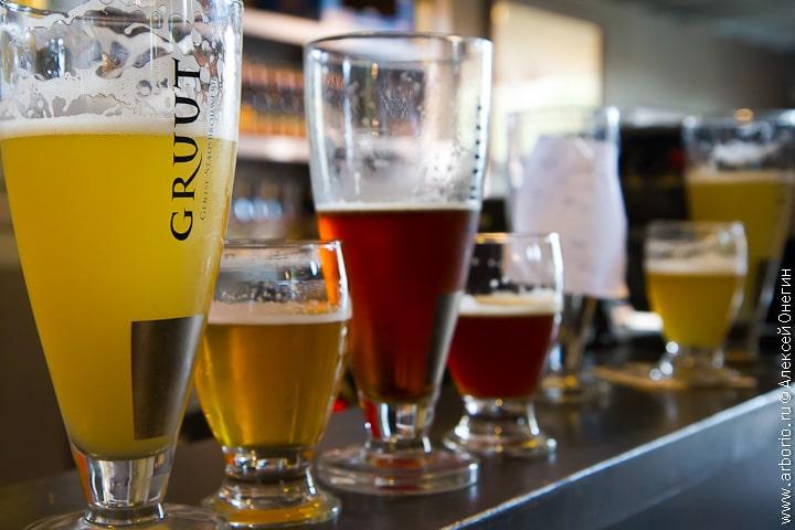 Gruut - пиво без хмеля - фото