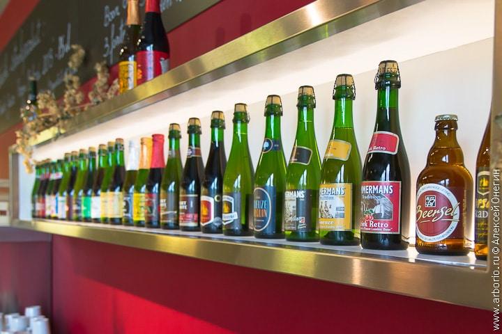 Ламбик, уникальное пиво из сердца Бельгии - фото