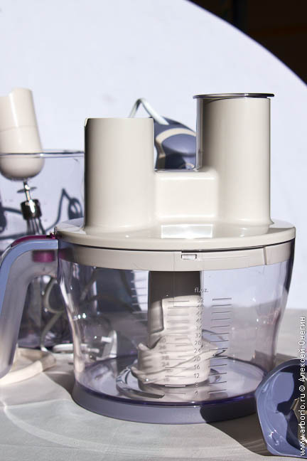 Хроники потребления - блендер Philips HR1367 - фото