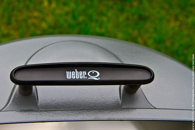 Электрогриль Weber Q240 - фото