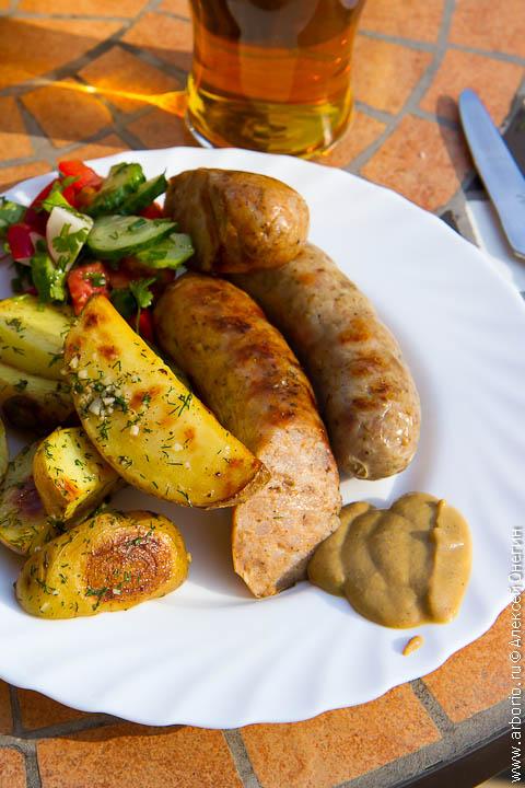 Домашние колбаски - фото