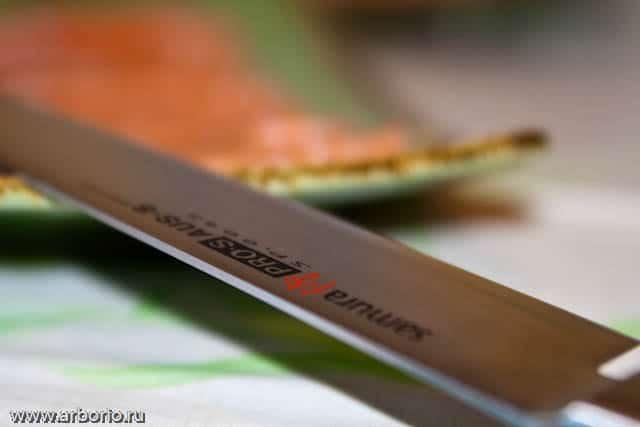 Японские ножи Samura - фото