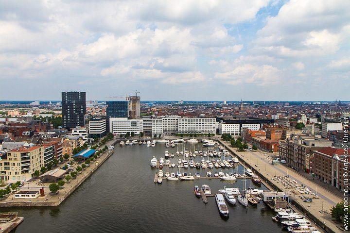 Живой Антверпен - Бельгия фото