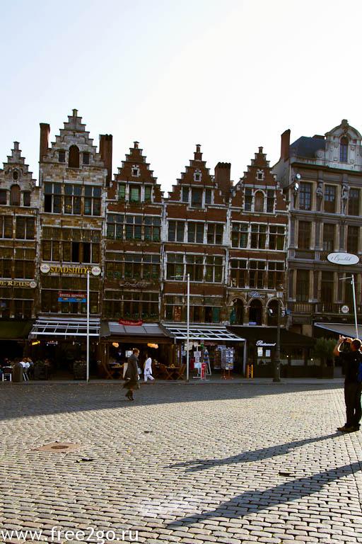 В поисках редкостей - Антверпен - Брюгге, Бельгия. фото