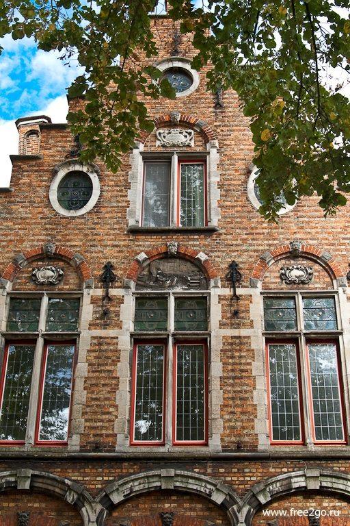 Еще немного видов - Брюгге, Бельгия. фото