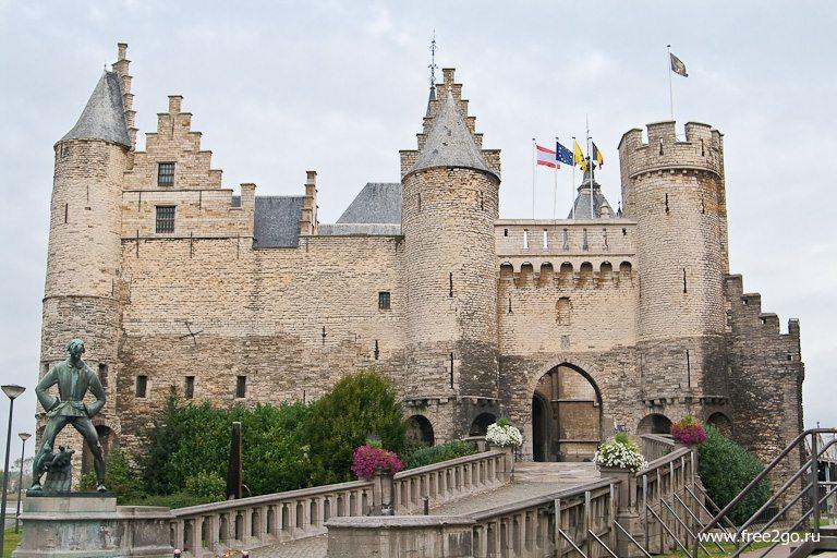 Краткое введение в Бельгию - Антверпен, Бельгия. фото