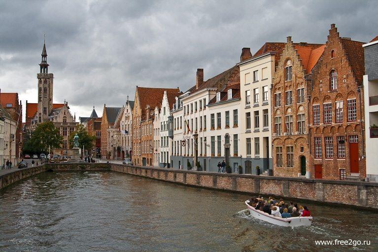 Обрывки впечатлений - Брюгге, Бельгия. фото