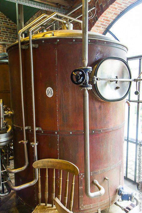 Пивоварня Hof Ten Dormaal - Тилдонк, Бельгия фото