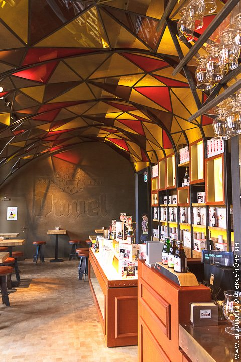 Duvelorium и Duvel - Брюгге и Бреендонк, Бельгия фото