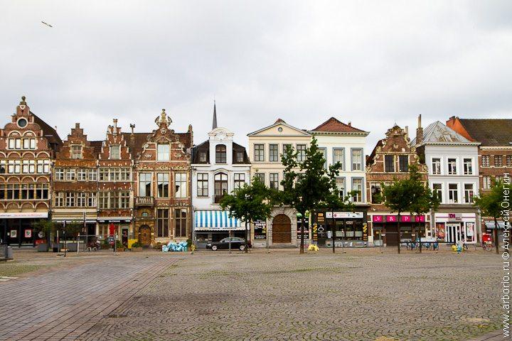 Бельгийская Венеция - Гент, Бельгия фото