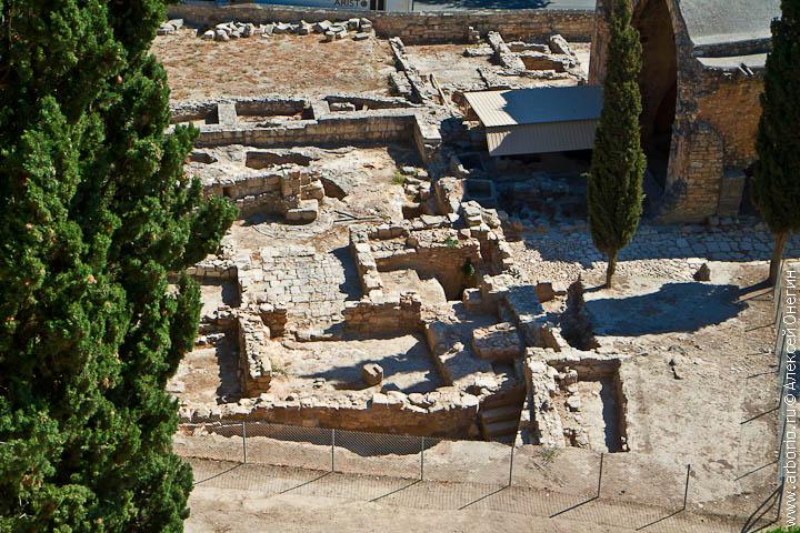 Замок Колосси - Кипр фото