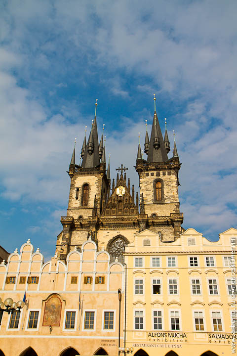 Где поесть в Праге - Чехия фото