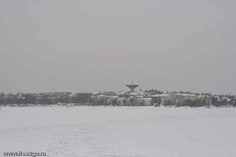 Паром Хельсинки-Таллин фото