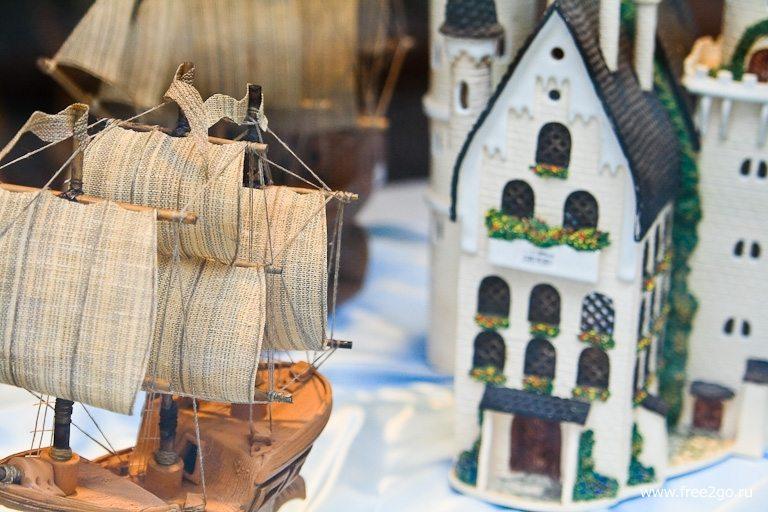 Сувениры - Таллин, Эстония. фото