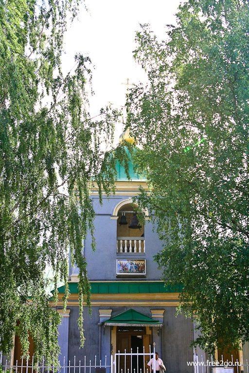 Покровская церковь - Лаппеенранта, Финляндия. фото