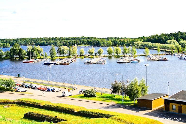 Лаппеенранта, Финляндия. фото