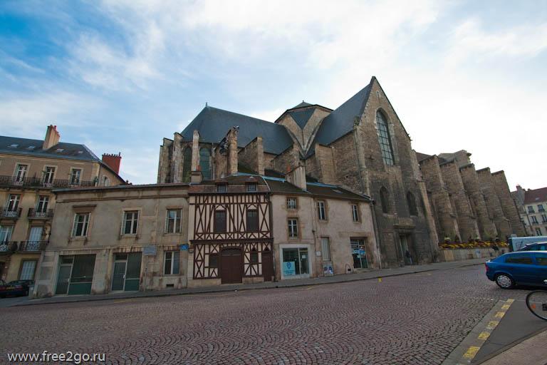 Франция с севера на юг. Виноградники Бургундии. Часть третья. фото