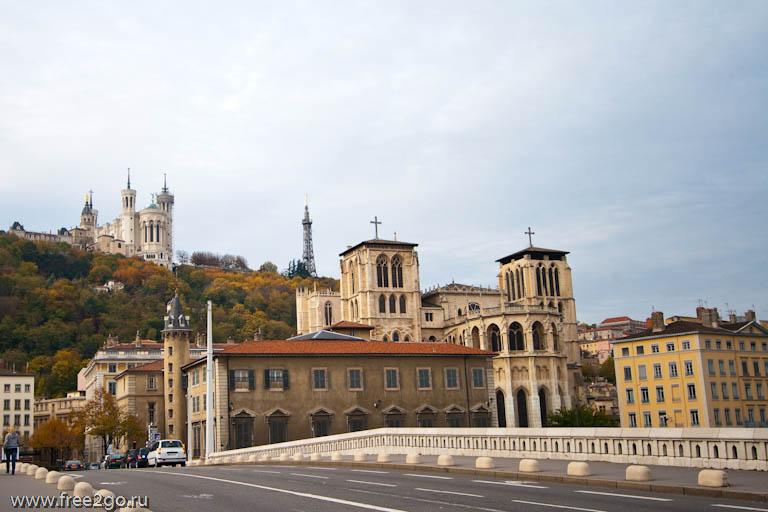 Франция с севера на юг. Сказки города ткачей (Лион). Часть четвертая фото