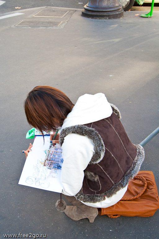 Франция с севера на юг. Пара слов о Париже. Часть первая. фото