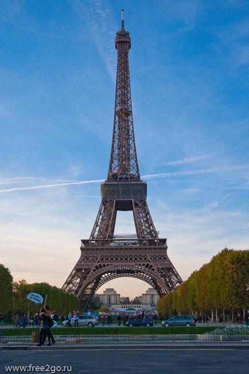 Франция с севера на юг. Пара слов о Париже. Часть вторая. фото