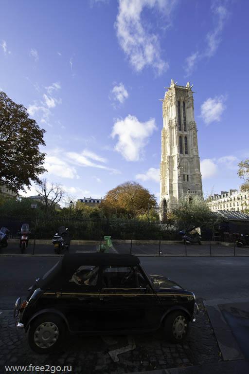 Франция с севера на юг. Париж, мы еще вернемся!.. Часть первая.  фото