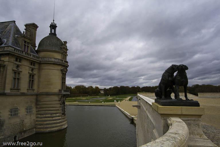 Франция с севера на юг. Париж, мы еще вернемся!.. Часть третья.  фото
