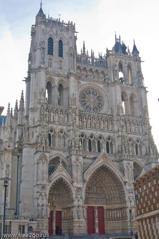 Франция с севера на юг. Две столицы (Шампань-Арденны). Часть первая. фото