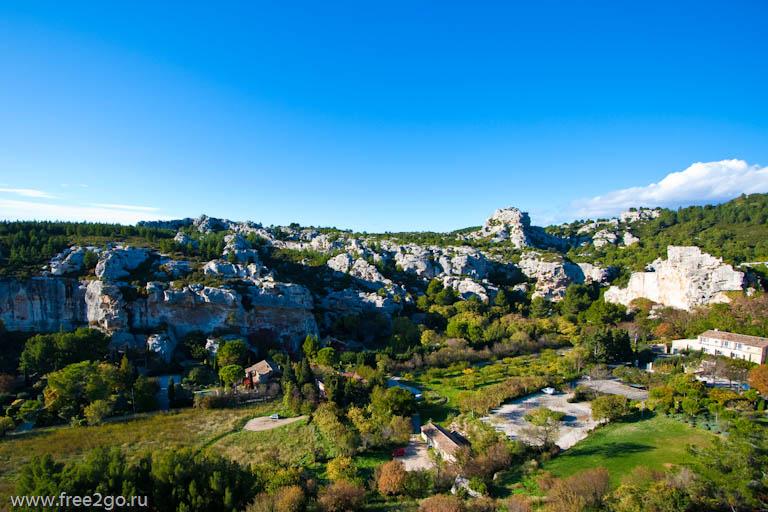 Франция с севера на юг. Краски Прованса. Часть первая. фото