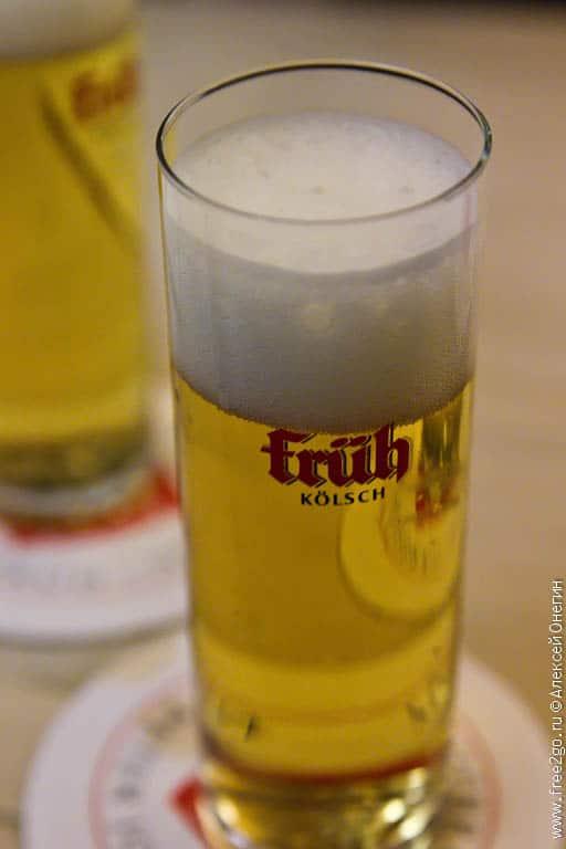 Пиво кёльш, изюминка и гордость Кёльна фото
