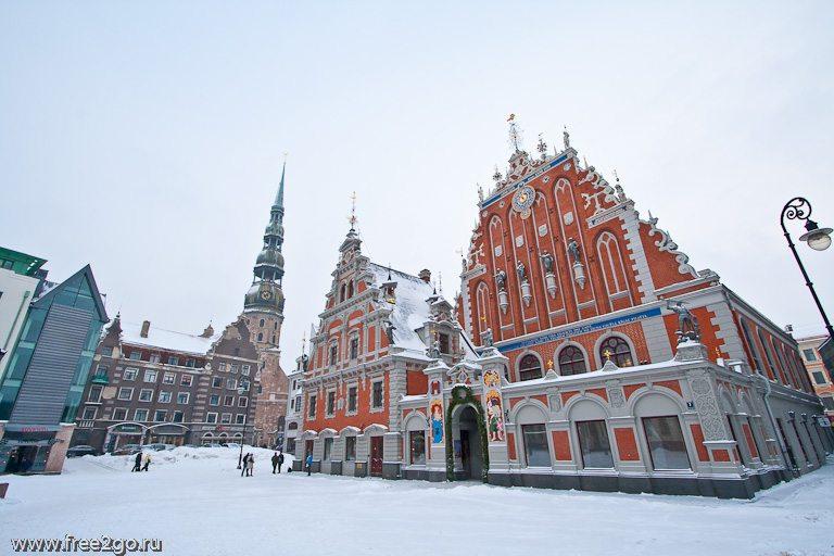 Рига старая и новая - Рига, Латвия. Часть первая. фото