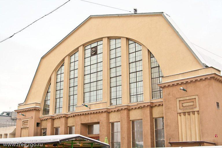 Центральный рынок - Рига, Латвия. Часть первая. фото