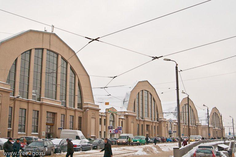 Центральный рынок - Рига, Латвия. Часть вторая. фото
