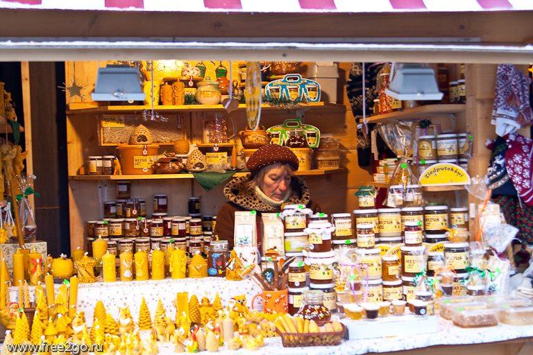 Рождественский базар - Рига, Латвия. фото
