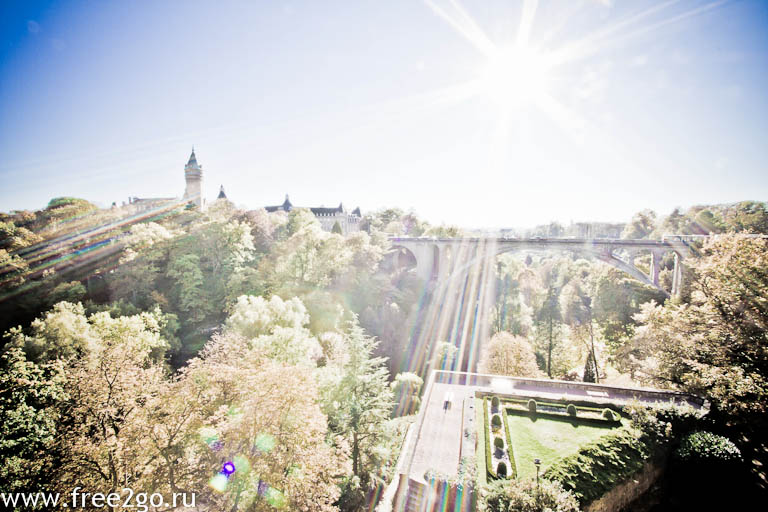 О Люксембурге - Люксембург. фото