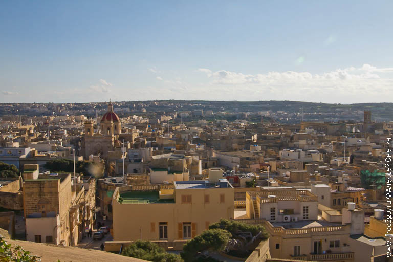 Остров Гозо - Мальта. фото