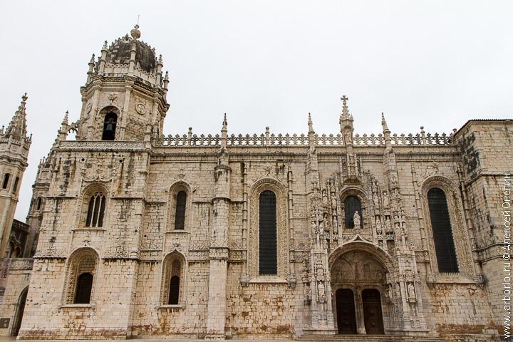 Белен: монахи, мореходы и тарталетки  - Лиссабон, Португалия фото