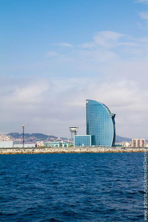 Жемчужина у моря - Барселона, Испания фото
