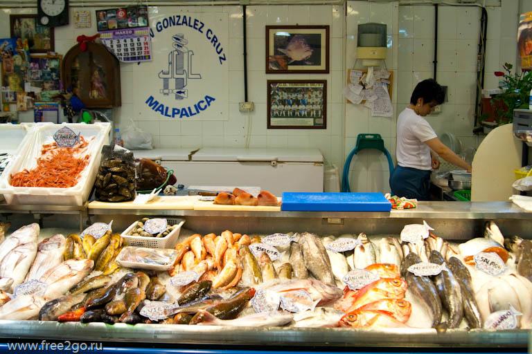 Городской рынок Санта-Крус-де-Тенерифе - Канарские острова, Испания. Часть вторая. фото