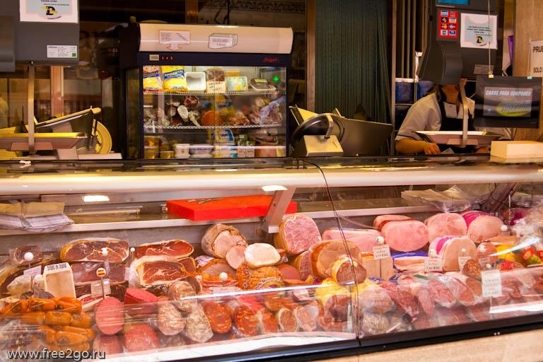 Городской рынок Санта-Крус-де-Тенерифе - Канарские острова, Испания. Часть первая. фото