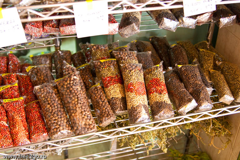 Городской рынок Санта-Крус-де-Тенерифе - Канарские острова, Испания. Часть третья. фото