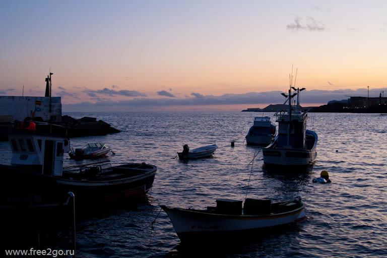 Старинные города - Тенерифе, Канарские острова, Испания. фото