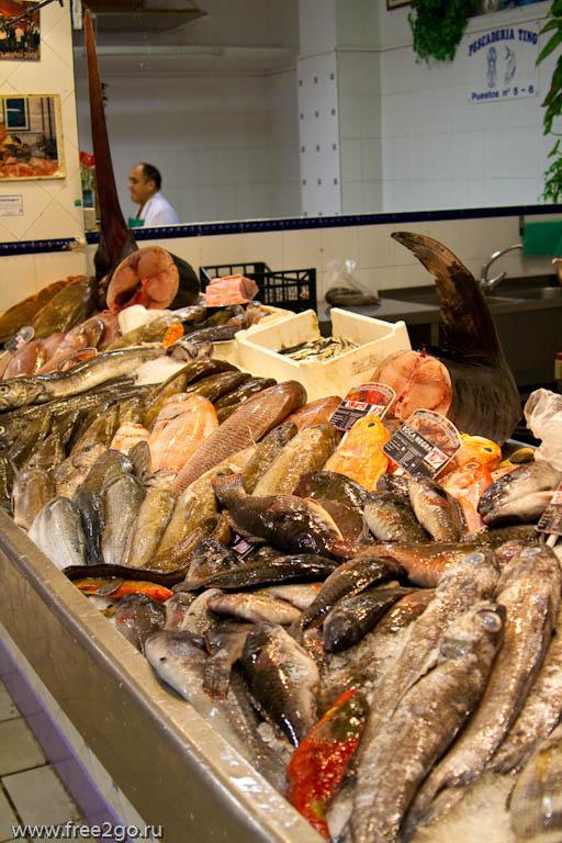 Канарские острова – местная кухня. Часть вторая. Рыба и морепродукты. фото