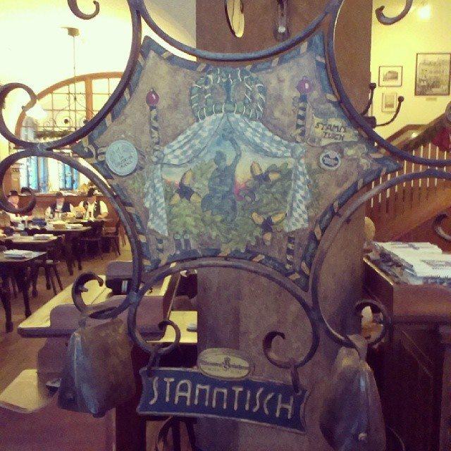 Лучшие рестораны и пивные Мюнхена - Германия фото