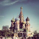 Столичные размышления II — Москва, Россия.