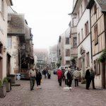 Эльзасская винная дорога — Эльзас, Франция.