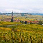 Между Францией и Германией — Эльзас, Франция.