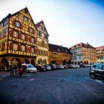 Маленький большой Кольмар — Эльзас, Франция.