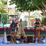 Испанские индейцы — Торремолинос, Испания
