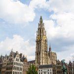 Живой Антверпен — Бельгия