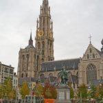 Краткое введение в Бельгию — Антверпен, Бельгия.